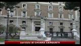21/12/2010 - DDL Gelmini in Senato, già blindati i palazzi della politica