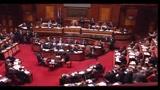 21/12/2010 - Università, bagarre in aula, seduta sospesa al Senato