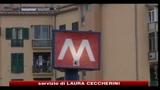 21/12/2010 - Allarme bomba nella metro di Roma, l'ordigno non poteva esplodere