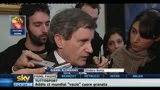 22/12/2010 - Roma, Alemanno parla del futuro della squadra