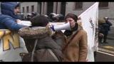 22/12/2010 - Studenti in piazza a Milano, attimi di tensione con la polizia