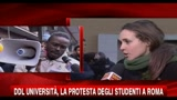 22/12/2010 - DDL Universit, la protesta degli studenti a Roma