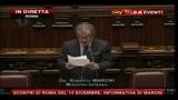 5 - Scontri Roma, Maroni: nessun infiltrato forze di polizia