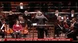 Antonio Pappano dirige una partitura di Ennio Morricone