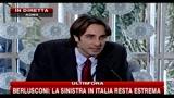 Berlusconi: potrei non ricandidarmi nel 2013