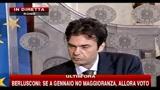 Berlusconi: non apprezzo dibattiti televisivi senza regole