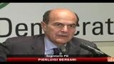Bersani: da Berlusconi due ore di chiacchiere alla Kim Il Sung
