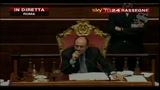 Università, Senato- intervento Gasparri