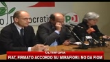 Bersani prende posizione nella conferenza del PD