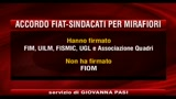 Fiat, raggiunto accordo su Mirafiori: la FIOM non firma