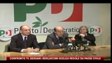 Confronto TV, Bersani: Berlusconi scelga regole da paese civile
