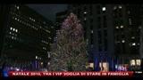 Natale 2010, tra i VIP voglia di stare in famiglia