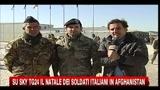 25/12/2010 - Su SkyTG24 il Natale dei soldati italiani in Afghanistan