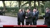 Berlusconi- evitare fine legislatura, elezioni se non riusciamo