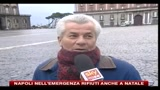 Napoli nell'emergenza rifiuti anche a Natale