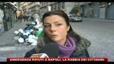 Napoli, Feste tra i rifiuti