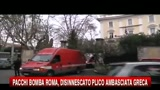 27/12/2010 - Roma, torna l'allarme pacchi bomba