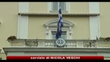 Pacchi bomba, plico inesploso all'ambasciata greca