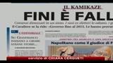 Libero: agguato a Fini per screditare Berlusconi