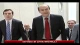 Bersani: il premier non può governare, solo sopravvivere