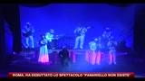 28/12/2010 - Roma, ha debuttato lo spettacolo Panariello non esiste