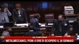 Fini-Belpietro, prossimo atto nelle aule di tibunale