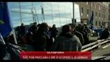 Scontri tra pastori sardi e polizia: fascicolo in Procura