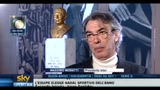 Moratti ai microfoni di Sky sport24
