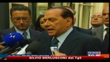 Berlusconi: bisogna evitare elezioni anticipate