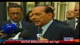 Berlusconi: bisogna evitare elezioni anticipate