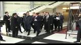 31/12/2010 - Fiat, Berlusconi: globalizzazione costringe al cambiamento