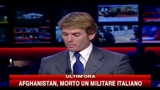 Morto soldato in Afghanistan, parla il ministro La Russa