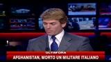 31/12/2010 - Morto soldato in Afghanistan, parla il ministro La Russa