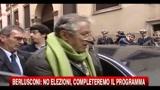 31/12/2010 - Berlusconi, porteremo a termine la legislatura