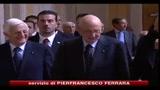 Napolitano, ultimi ritocchi al discorso di fine anno