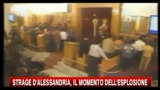 Strage d'Alessandria, il momento dell'esplosione