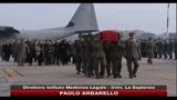 Militare ucciso, medico legale: raggiunto da un solo colpo