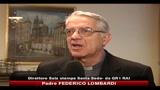 Strage di Alessandria, intervento di Padre Lombardi