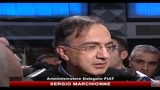 Marchionne: con no a referendum nessun investimento a mirafiori