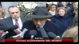Napolitano: ci aspettano prove molto impegnative