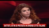 Berardi: Carla Bruni ha chiesto a Lula la protezione di Battisti