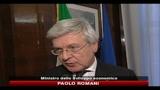 RC Auto, Romani: prezzi inammissibili, lavoriamo a un taglio