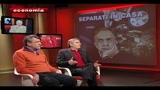 Maurizio Landini e Giuseppe Farina a SkyTG24
