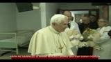 Papa al Gemelli, ai bimbi malati: sono qui per darvi forza