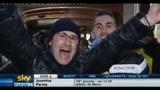 Stasera si gioca Inter - Napoli, parlano  i tifosi partenopei