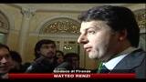 Renzi: le parole del presidente sono state piene di contenuto e passione