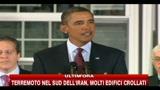 Disoccupazione, Obama: un tasso inaccettabilmente elevato