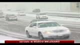 Torna la neve a New York, imbiancata anche la Pennsylvania
