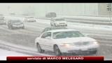 Torna la neve a New York, imbiancata anche la Pennsylvania