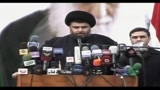 Iraq,  il ritorno di Al Sadr
